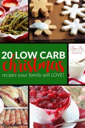 20 Christmas Recipes Your Family Will LOVE!