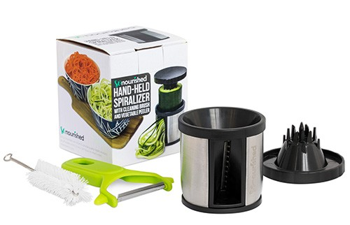 Spiralizer Box Contents