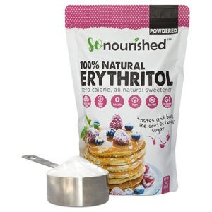 Erythritol with Sample
