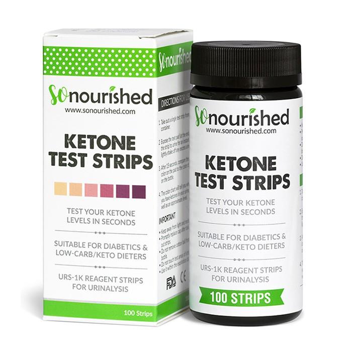Urine Ketone Strips Low Carb Ketosis Testing Strips Diabetic