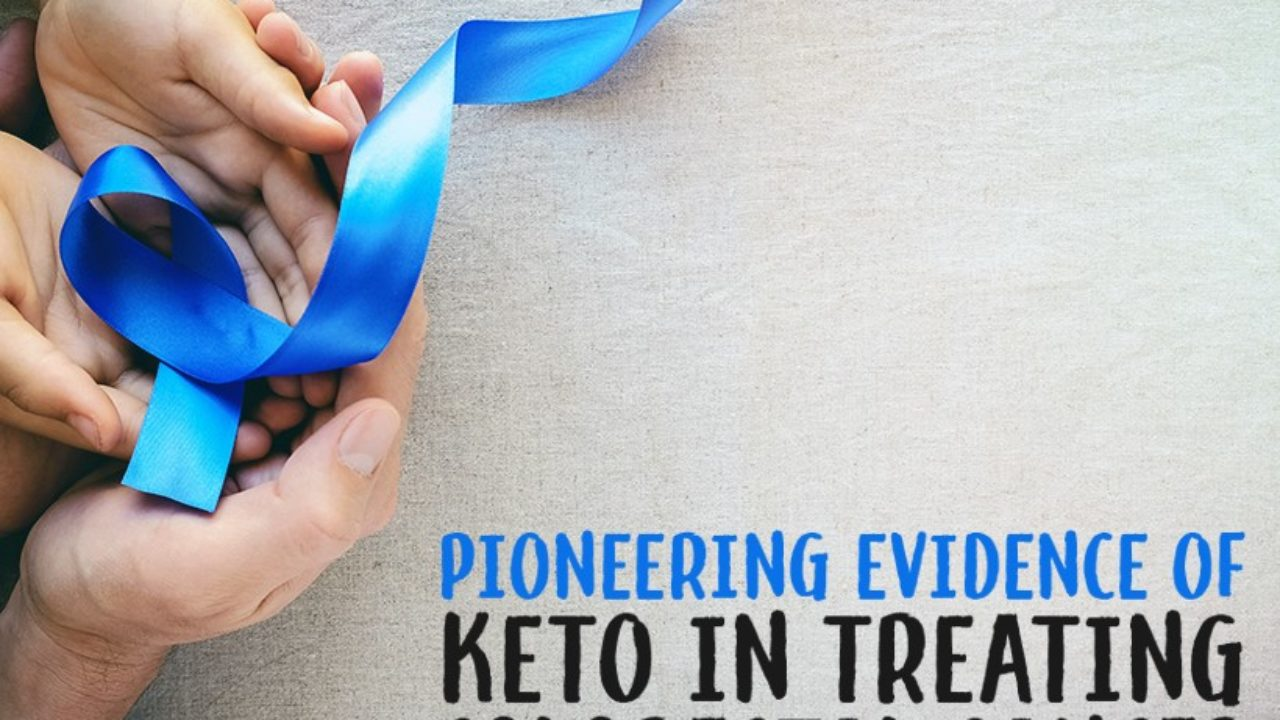 Pioneering Evidence Of Keto In Treating Colorectal Cancer