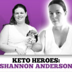 Keto Heroes: Shannon Anderson