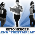"Keto Heroes: Elena ""TheStairLady"""