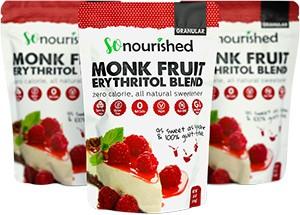 Monk Fruit + Erythritol