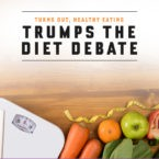 Turns Out, Healthy Eating Trumps the Diet Debate