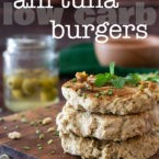 Grilled Ahi Tuna Burgers Recipe