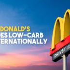 McDonald's Goes Low-Carb Internationally