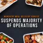Munchery Meal Delivery Service Suspends Majority of Operations