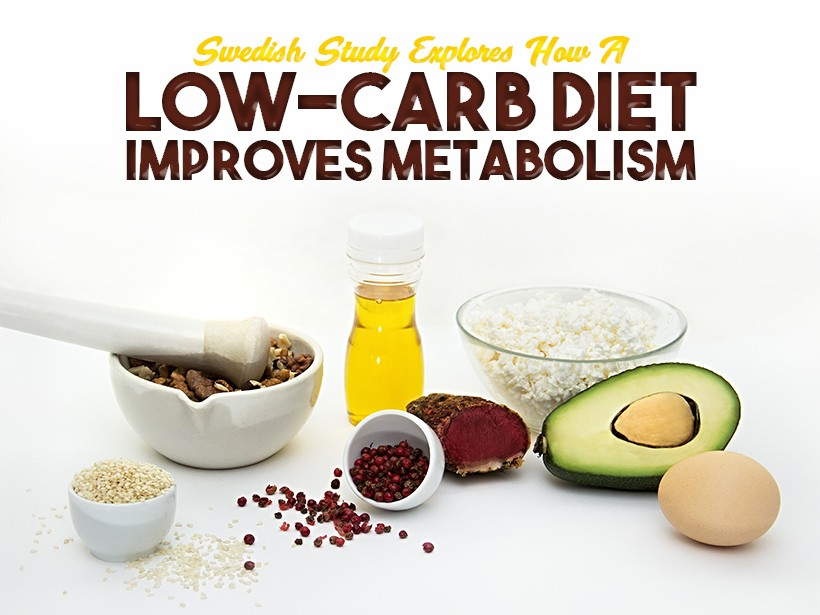 Swedish Study Explores How a Low-Carb Diet Improves Metabolism