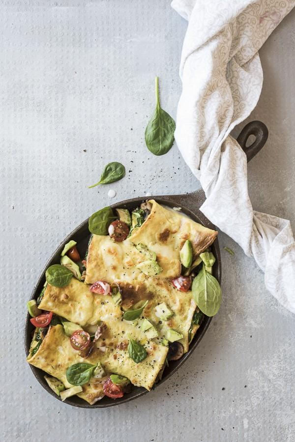 Breakfast Enchilada Bake Recipe