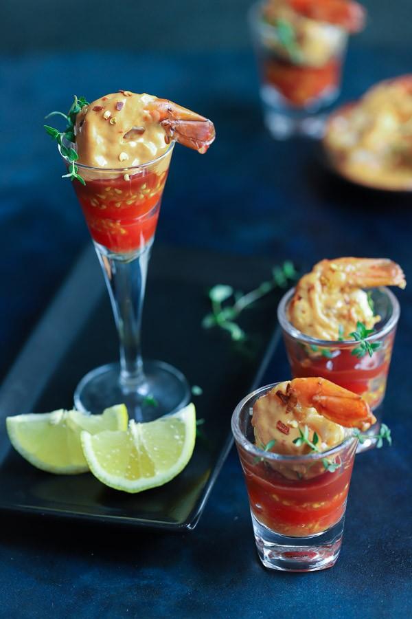 Creamy Shrimp Cocktail Recipe