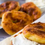 Garlic Mozzarella Bagels Recipe