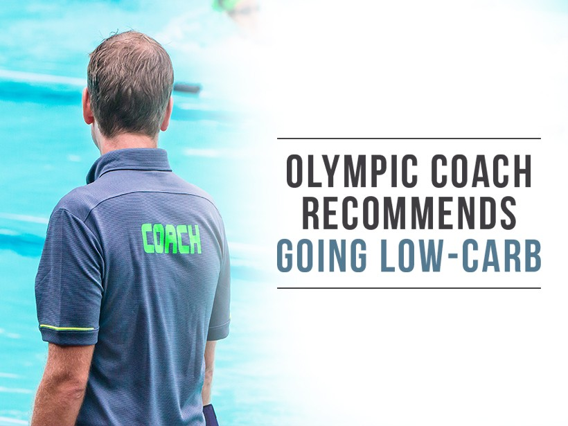 Olympic Coach Recommends Going Low-Carb