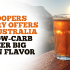 Coopers Dry Offers Australia Low-Carb Beer Big on Flavor