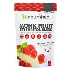 monk fruit gran 2.5lb