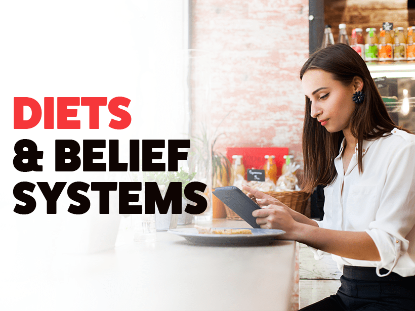 Diets & Belief Systems