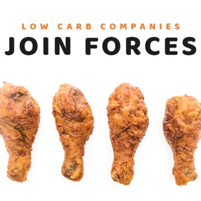 Low-carb companies join forces