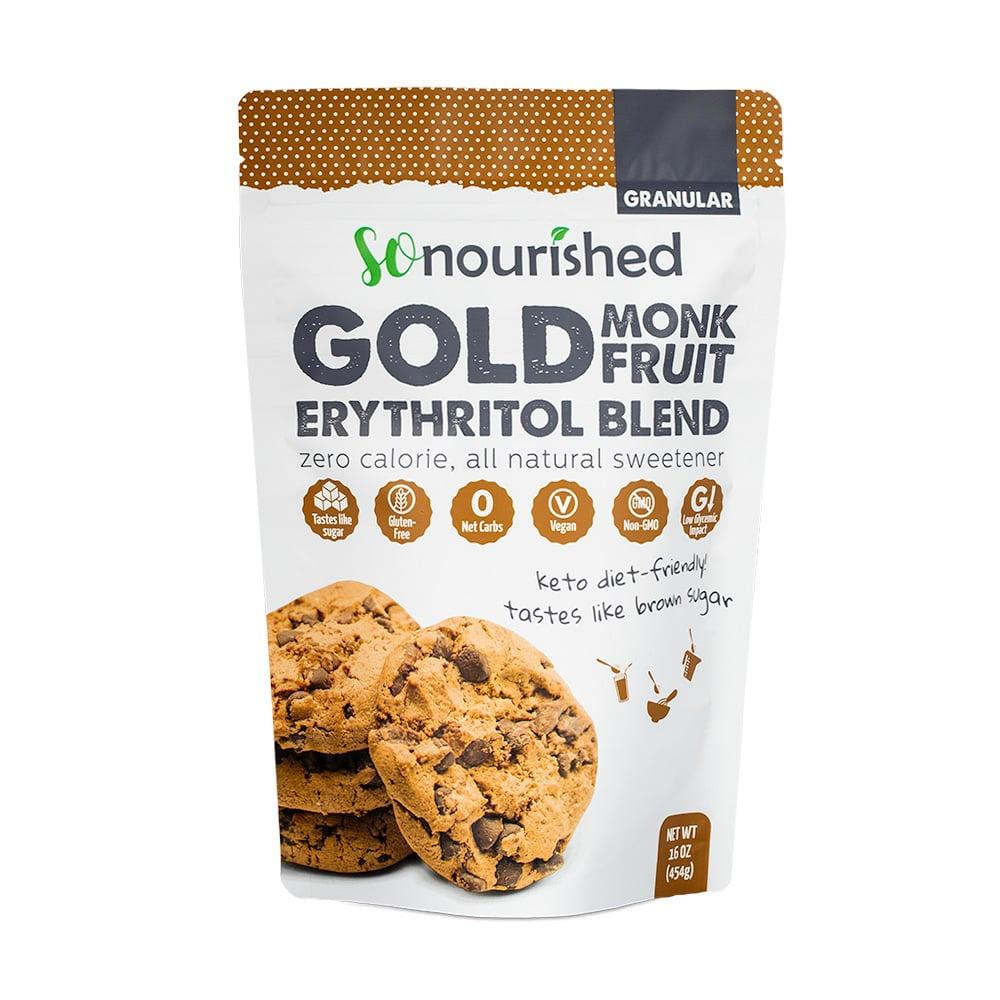GOLD blend brown sugar alternative