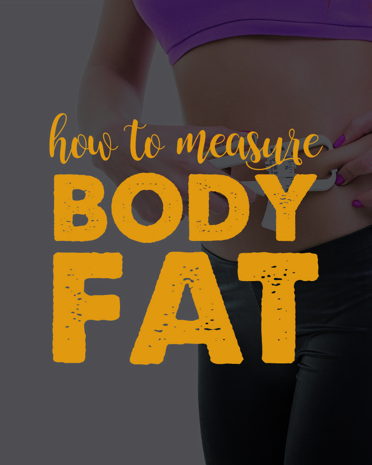 measure body fat percentage