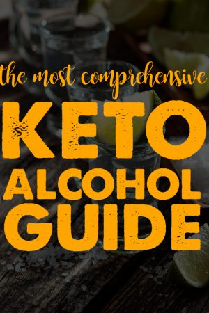 keto alcohol guide