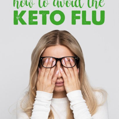 how to stop the keto flu