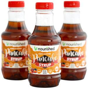 Keto Pancake Syrup