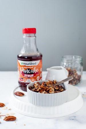 Maple Keto Cereal