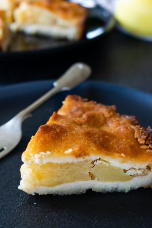 Keto Apple Pie Recipe