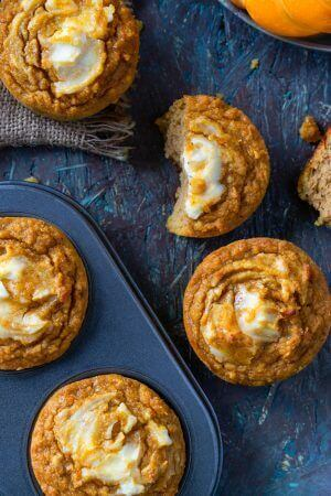 Keto Pumpkin Muffin