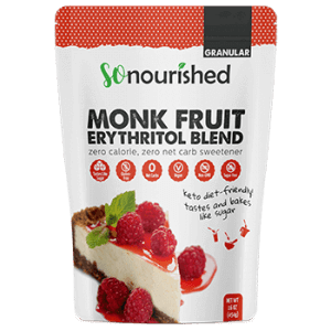 Granular Monk Fruit sweetener