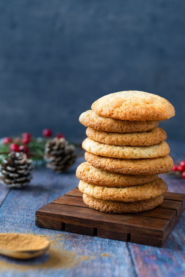 Chewy Spiced Cookies