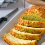 Low Carb Zucchini Bread Recipe