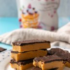 Keto Peanut Butter Bar Recipe