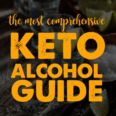 keto alcohol guide